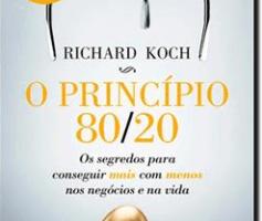 Resenha do livro 80/20 – Richard koch