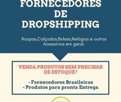 Fornecedores de dropshipping no brasil